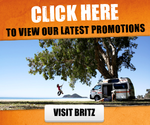 Britz Campervans Latest Deals