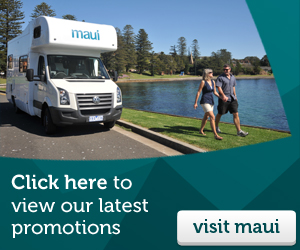 maui Motorhomes Latest Deals